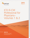 2015 ICD-9-CM Professional for Physicians Vol. 1, 2