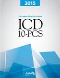 ICD-10-PCS 2015: The Complete Official Draft Code Set