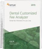 Dental and OMS Customized Fee Analyzer 2015