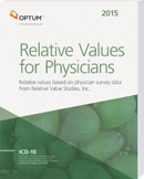 Ingenix Relative Values for Physicians 2015 Softbound