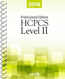 HCPCS Level II 2016