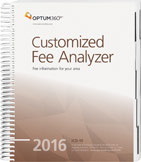 Customized Fee Analyzer 2016: All Codes
