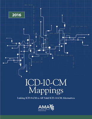 AMA ICD-10-CM 2016 Mappings