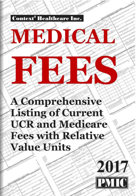 PMIC Medical Fees 2017