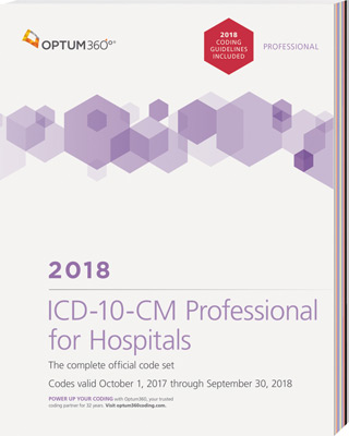 Optum360 ICD-10-CM Professional for Hospitals 2018