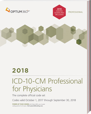 Optum360 ICD-10-CM Professional for Physicians 2018