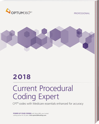 Current Procedural Coding Expert Softbound 2018