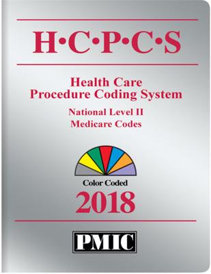 HCPCS 2018 Coder's Choice Code Book