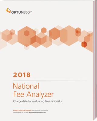 Optum360 National Fee Analyzer 2018