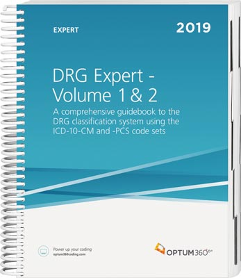 Optum360 DRG Expert 2019: Volumes 1 and 2