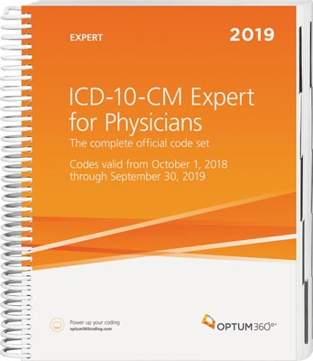 Optum360 ICD-10-CM Expert for Physicians 2019