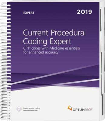 Optum360 Current Procedural Coding Expert Spiral 2019