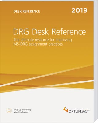 Optum360 DRG Desk Reference 2019