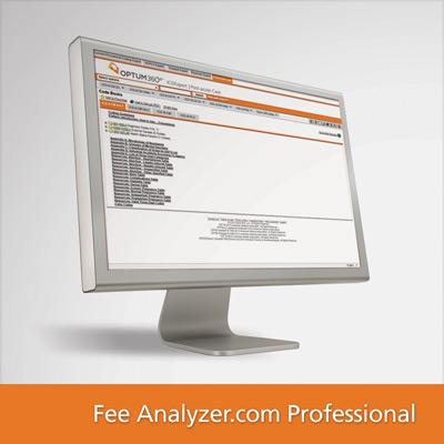 Optum360 Fee Analyzer.com Professional