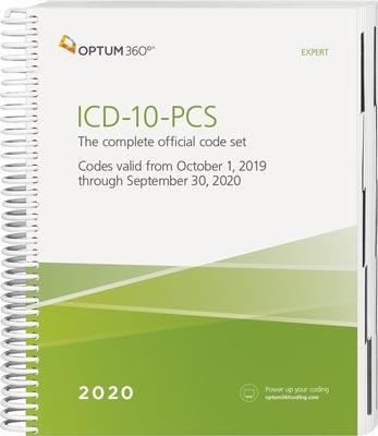 Optum360 2020 ICD-10-PCS Expert Spiral