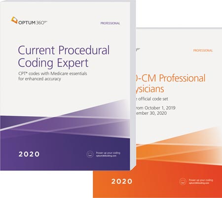 2020 Physician Coding Book Bundle Two