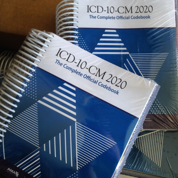 ICD-10-CM 2020: The Complete Official Code Book