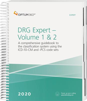 Optum360 DRG Expert 2020: Volumes 1 and 2