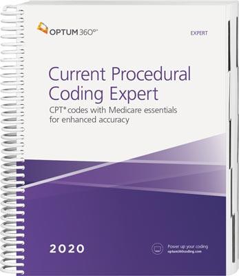 Optum360 Current Procedural Coding Expert Spiral 2020