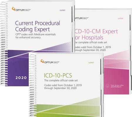 2020 Hospital Coding Book Bundle Three