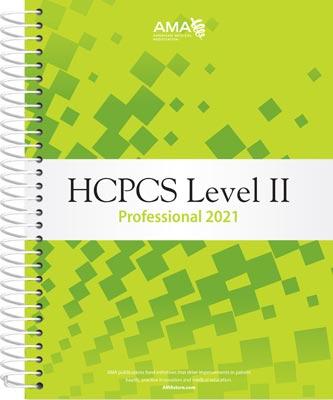 AMA HCPCS 2021 HCPCS Level II